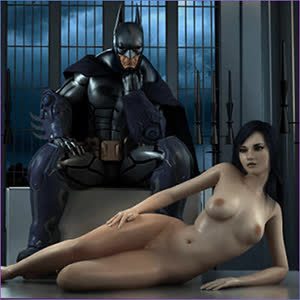 Batman Sex Spiel