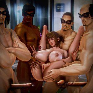 Gangbang 3D Spiel Bild 2
