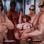 Gangbang Sex Game 4