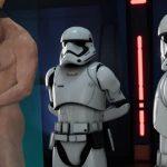 Star Whores Sex Parodie Spiel Screenshot